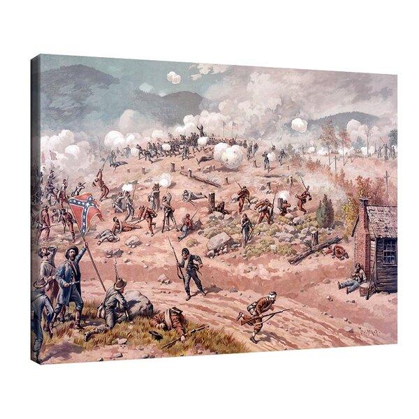 Туре де Тулструп - Битката при Алатун. 1888 г. №11151