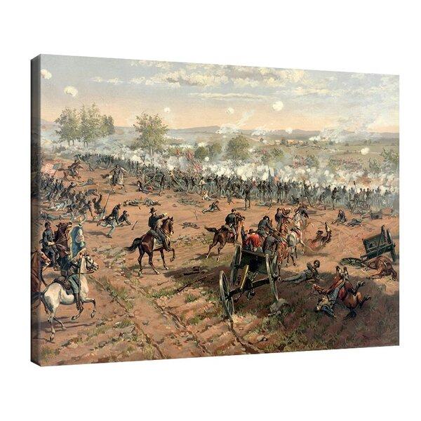 Туре де Тулструп - Битката при Гетисбърг. 1887 г. №11152