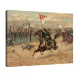 Туре де Тулструп - Битката при Шило. 1888 г. №11154-Copy