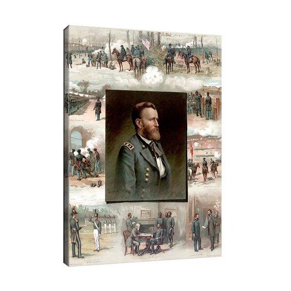 Туре де Тулструп - Юлисис Грант. 1885 г. №11156