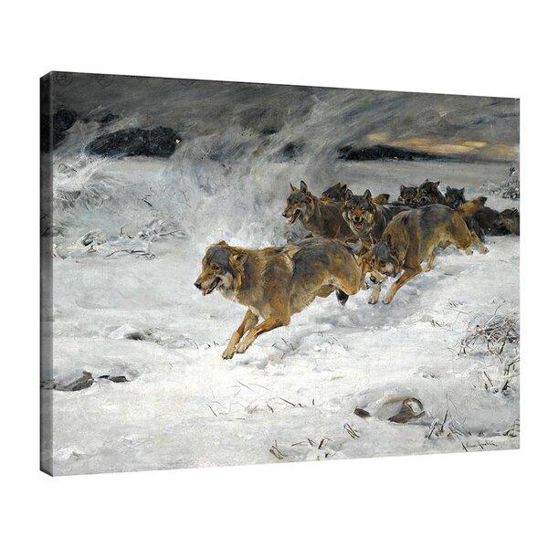 Алфред Ковалски - Глутница вълци  №11172