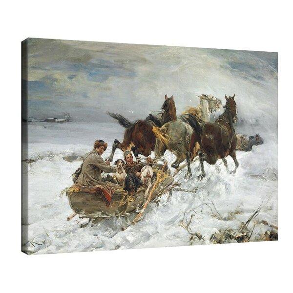 Алфред Ковалски - Разходка с шейни  №11176