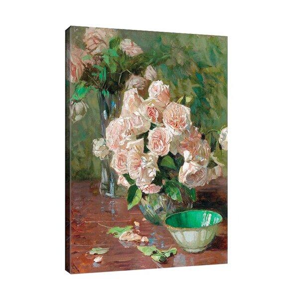 Карл Мол - Бели рози  №11180