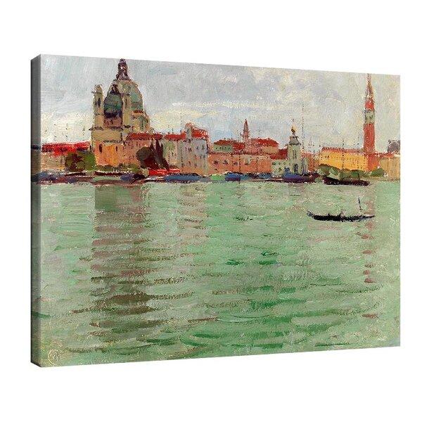 Карл Мол - Венеция, Санта Мария дела Салюте и Сан Марко  №11185