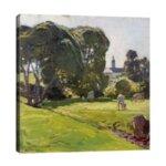 Карл Мол - Виена (есен)  №11188-Copy