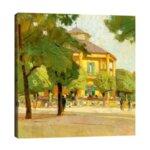 Карл Мол - От Виена Пратер  №11193-Copy