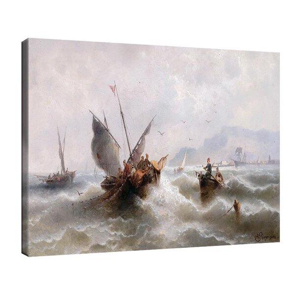 Алберт Ригер - Рибари по крайбрежието №11210