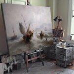 Алберт Ригер - Рибари на работа №11209-Copy