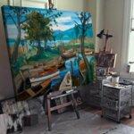 Рудолф Вакер - Натюрморт №11214-Copy