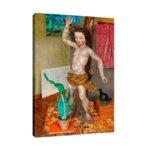 Рудолф Вакер - Натюрморт с китайска картина №11218-Copy