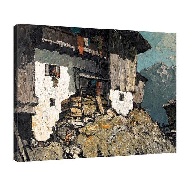 Оскар Мюли - Алпийска фермерска къща №11220