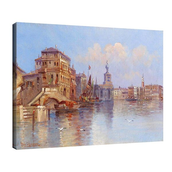 Карл Кауфман - Венецианска сцена №11280