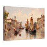 Карл Кауфман - Венецианска сцена №11279-Copy-Copy