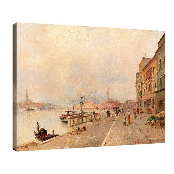 Карл Кауфман - Венеция, Riva dei Sette Martiri №11282