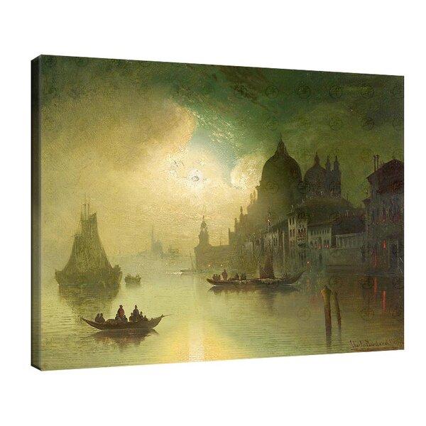 Карл Кауфман - Лунна нощ над Венеция №11294