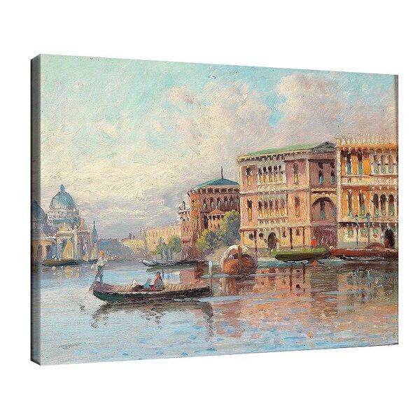 Карл Кауфман - Мотив от Венеция №11297