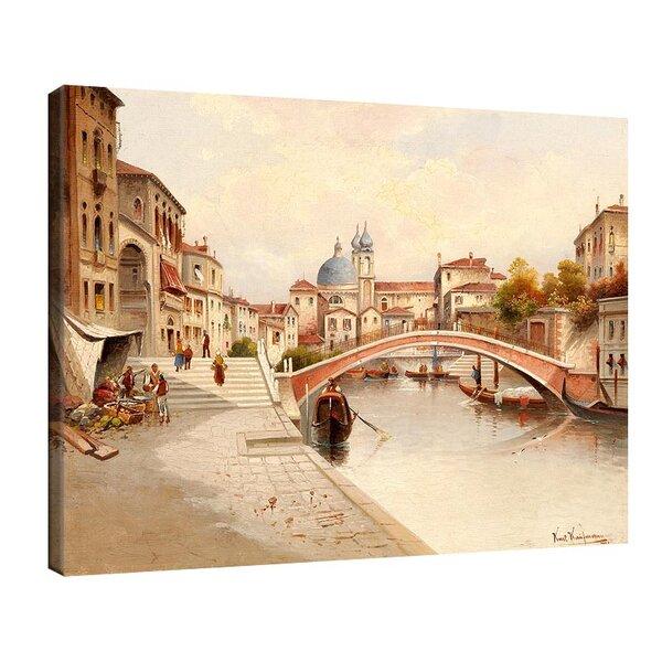 Карл Кауфман - Мотив от Венеция №11298