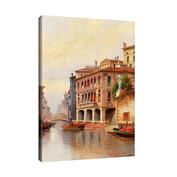 Карл Кауфман - Венеция, сцена на канала №11314