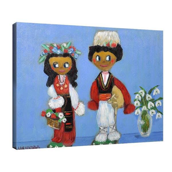 Мая Ценкова - Пролетно настроение с Пижу и Пенда №11333