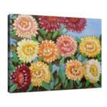 Мая Ценкова - Цветя аранжирани в кошница №11335-Copy