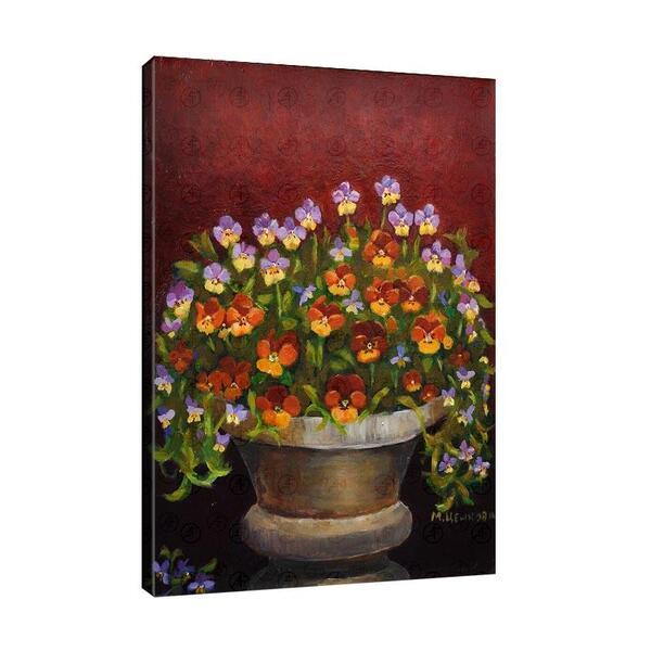 Мая Ценкова - Натюрморт с цветчета №11345
