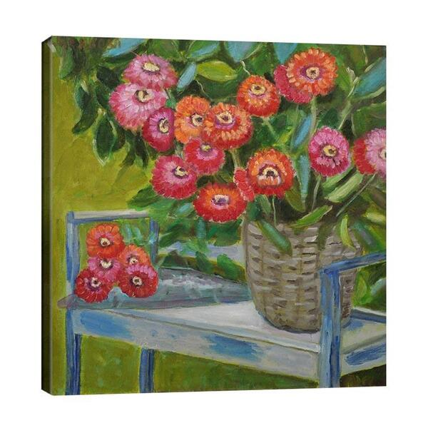 Мая Ценкова - Композиция с цветя №11356