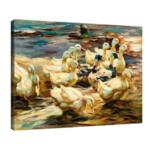 Александър Кьостер - Патици на езерото №11369-Copy