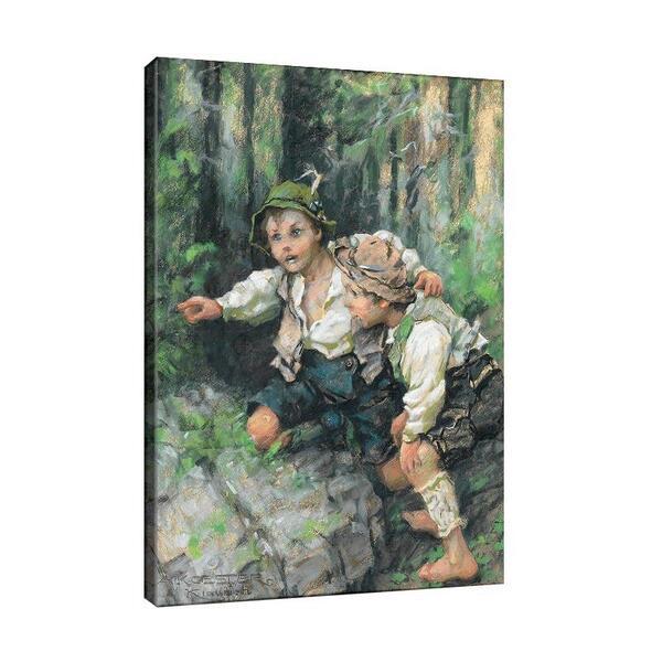 Александър Кьостер - В гората, разбойниците са там №11374
