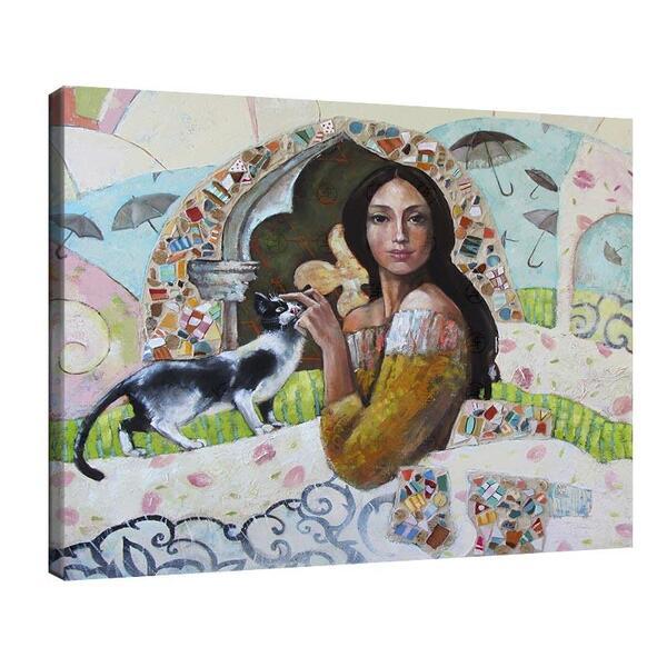 Мариана Калъчева - Летящите чадъри на мис Мери  №11428