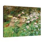 Олга Уизингър - Флориан - Букет от пролетни цветя с кокичета №11457-Copy