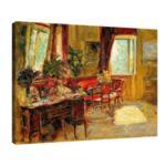 Олга Уизингър - Флориан - Градина на хотел Ривиера Палас до Монте Карло, 1906 г. №11460-Copy