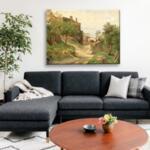 Олга Уизингър - Флориан - Фермерска къща Градина №11466-Copy