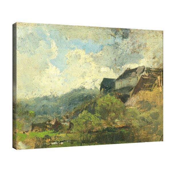 Мари Егнер - Проучване на ландшафта №11484