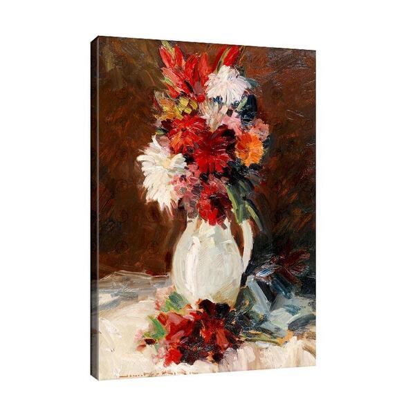 Деметър Коко - Букет цветя във ваза №11522