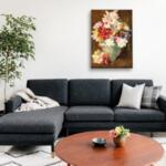 Деметър Коко - Натюрморт с цветя №11524