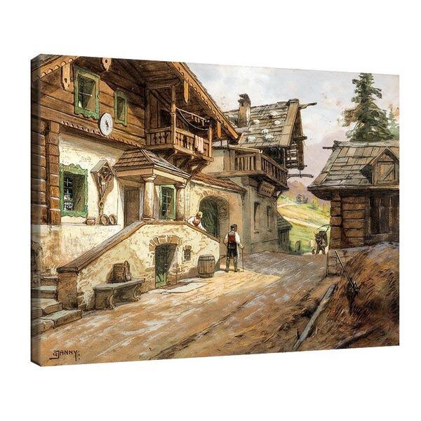 Георг Джани - Селската улица №11533