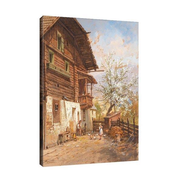 Георг Джани - Пролет във фермата №11543