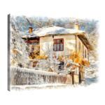 Костадин Кутрянов - Къща през зимата №11605