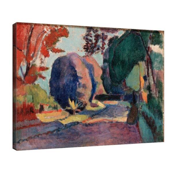 Анри Матис - Люксембургска градина №11629
