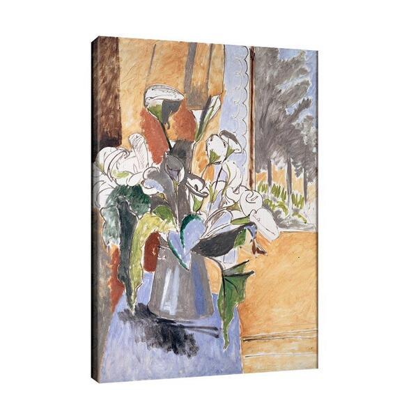 Анри Матис - Букет на верандата №11635