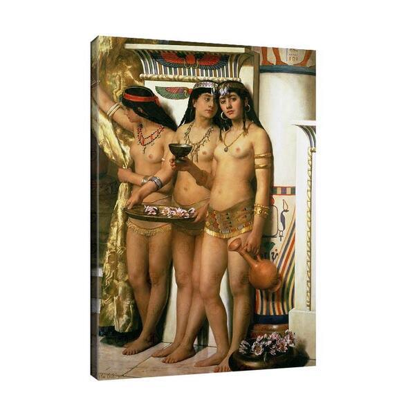 Джон Колиър - Служителки на фараона №11676