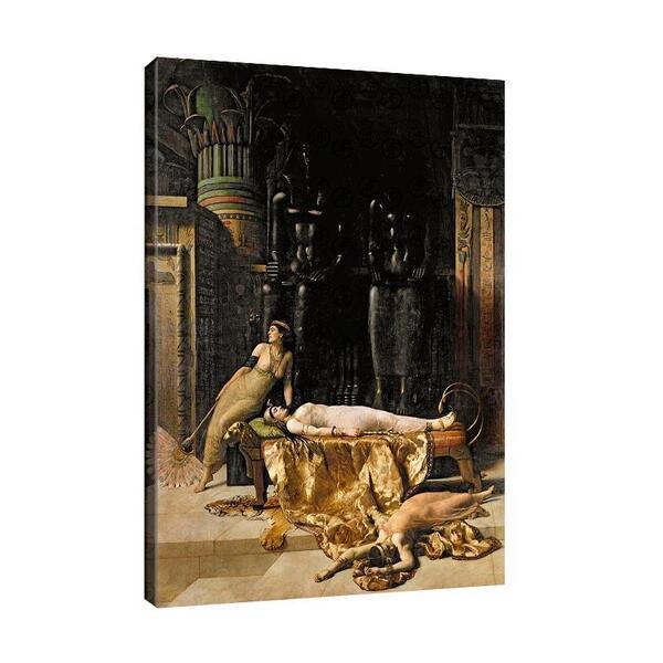Джон Колиър - Смъртта на Клеопатра №11677