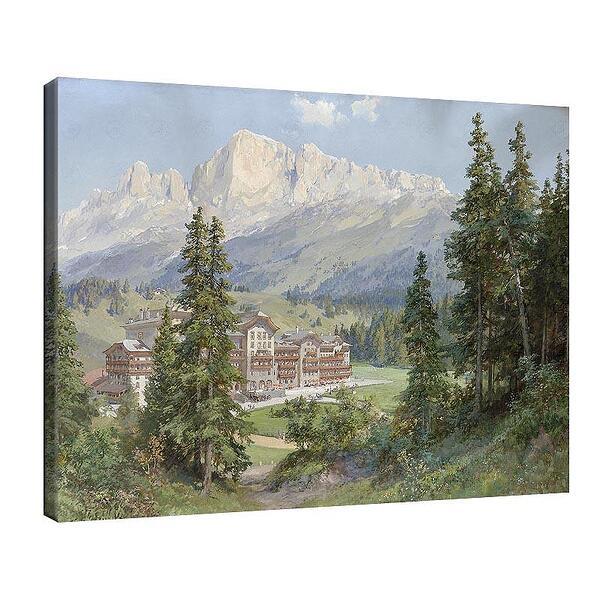 Едуард Комптън - Алпийски хотел №11707