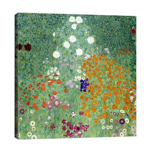 Густав Климт - Цветна градина №7298