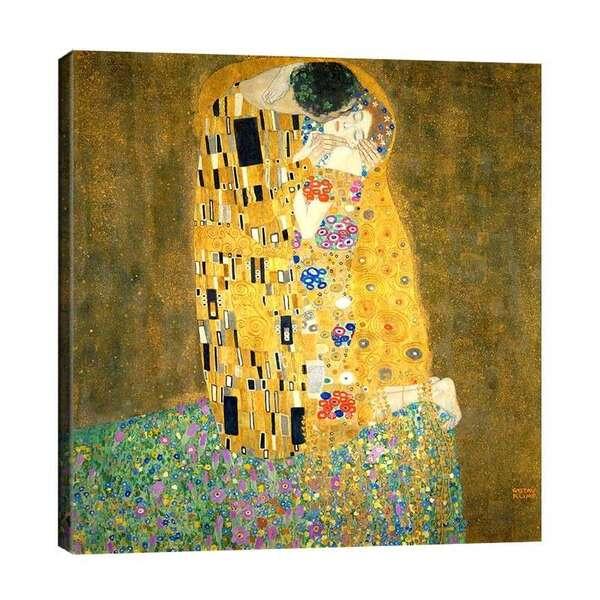 Густав Климт - Целувката №7317