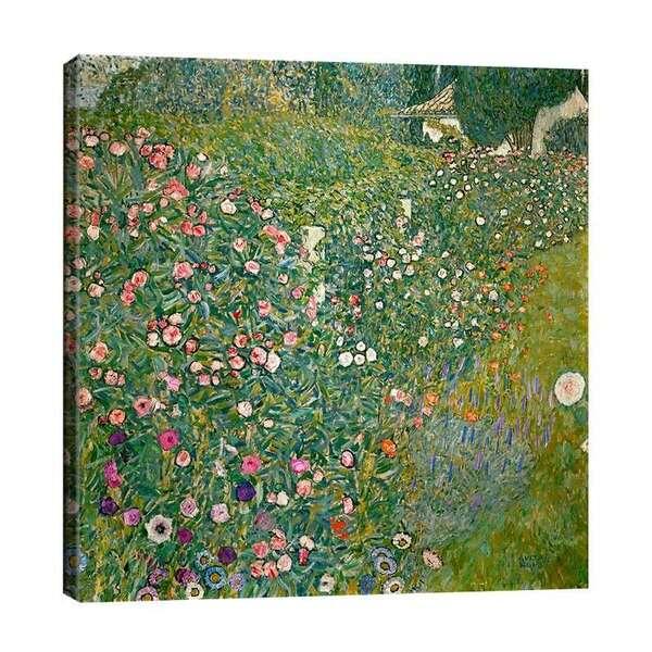 Густав Климт - Италианска градина №7371