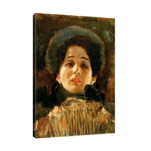 Густав Климт - Женски портрет №7372