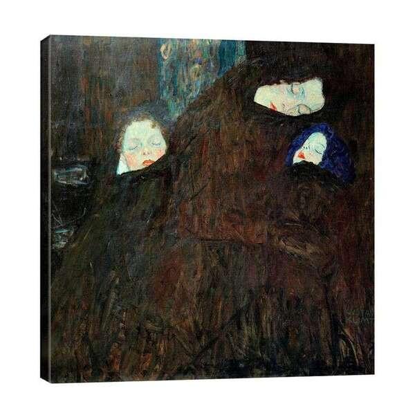 Густав Климт - Майка с деца №7379