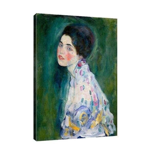Густав Климт - Портрет на млада жена №7388
