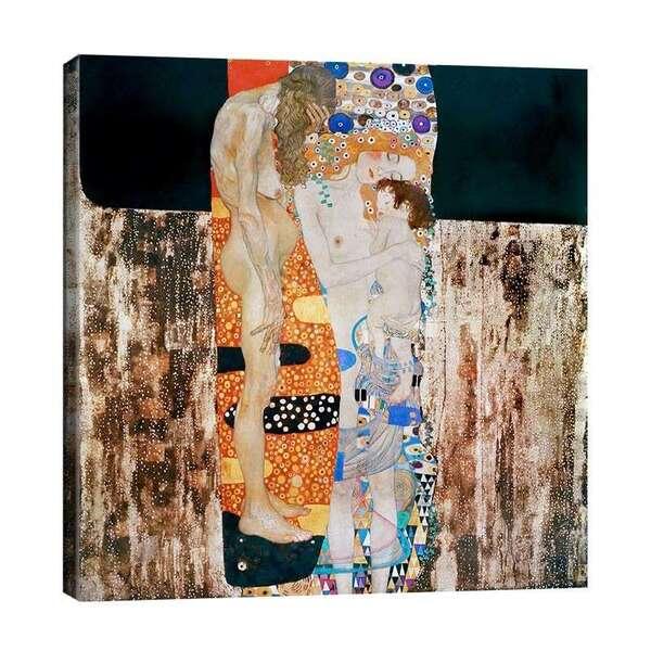 Густав Климт - Три възрасти на жената №7438